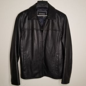 Guess REAL Leather jacket
